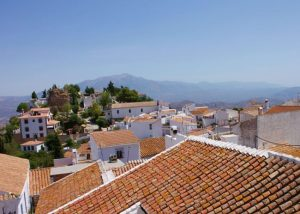 The Spanish village of Comares - home to the longest zip line in Spain - The Country Jumper
