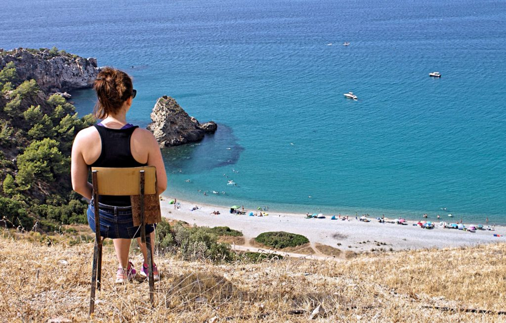 Hiking on the Costa del Sol
