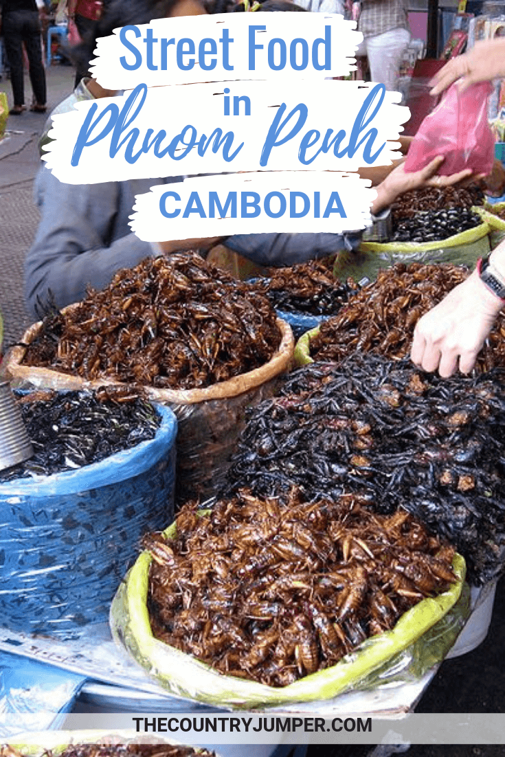 Part of traveling is eating all the food of different countries you visit. Some of the best food is often found on the side of the street. When you visit Cambodia you have to stop by some of the best street food spots in Phnom Penh. #cambodia #phnompenh #cambodianeats #traveltips