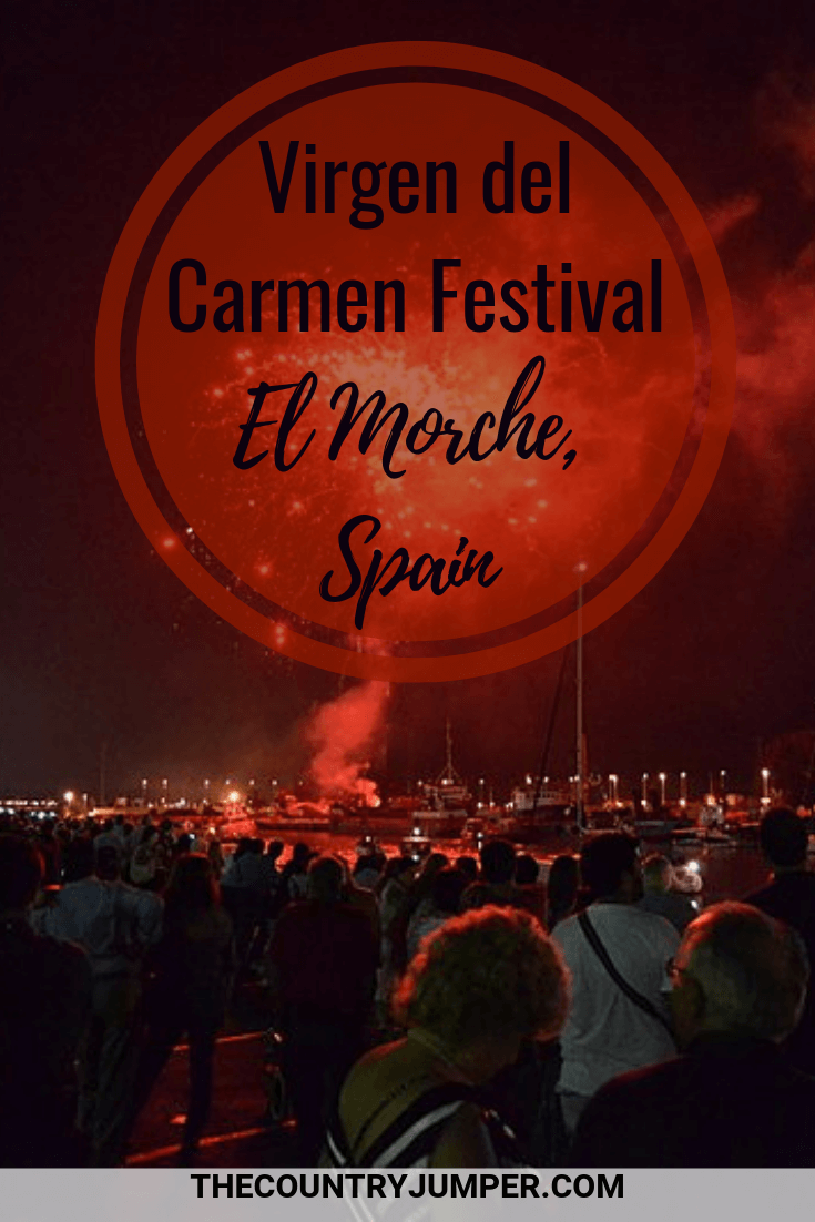 Part of traveling is experiencing local culture and the festivals which are important to them. Throughout Spain you will find celebrations of the Virgen del Carmen, especially in seaside communities. This is the celebration in El Morche. #travel #southernspain #andalucia