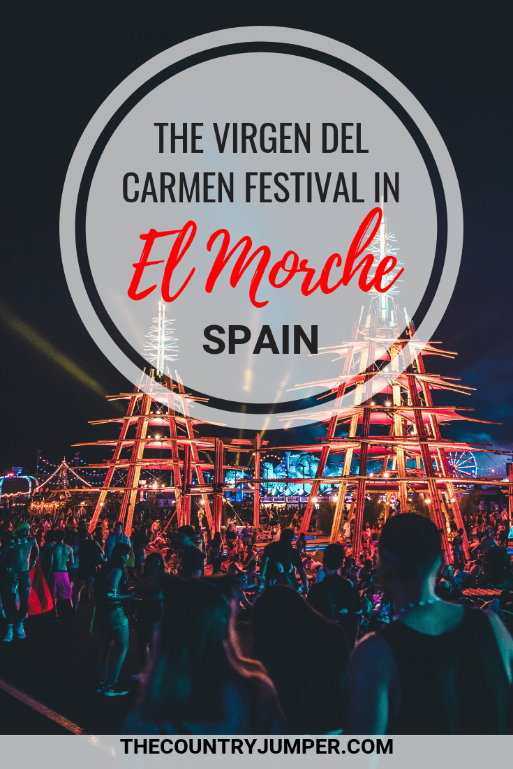 Ever wondered what it would be like to experience the Virgen del Carmen festival in Spain? It takes place each year in El Morche, a small town along the Costa del Sol in the south of Spain.