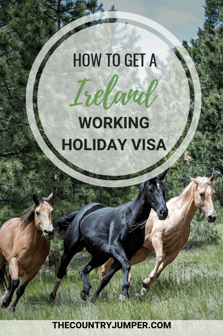 Are you looking to escape the US and go to Ireland on a working holiday visa? Here are some tips for applying for the working holiday program to get you started. #ireland #workingholiday #irishvisa