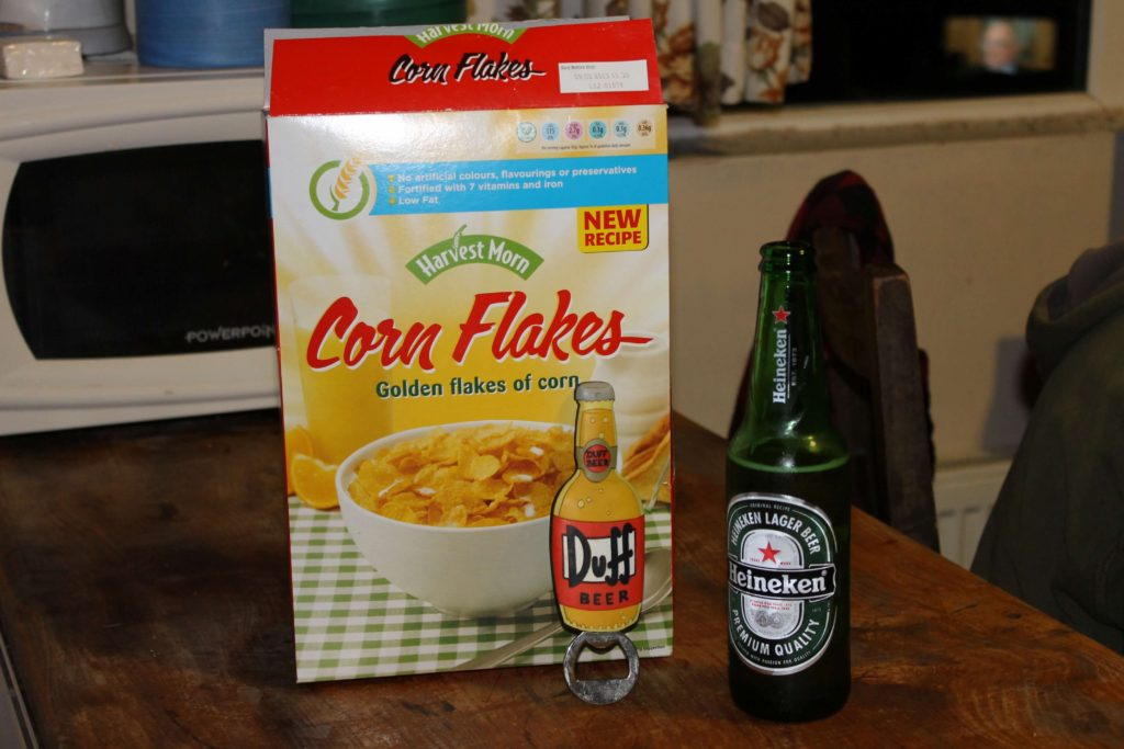 Beer and cornflakes - working with horses in Ireland