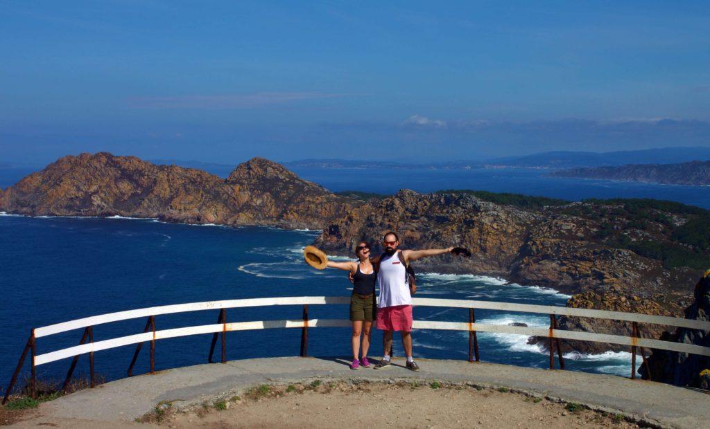 Visiting Cies Island