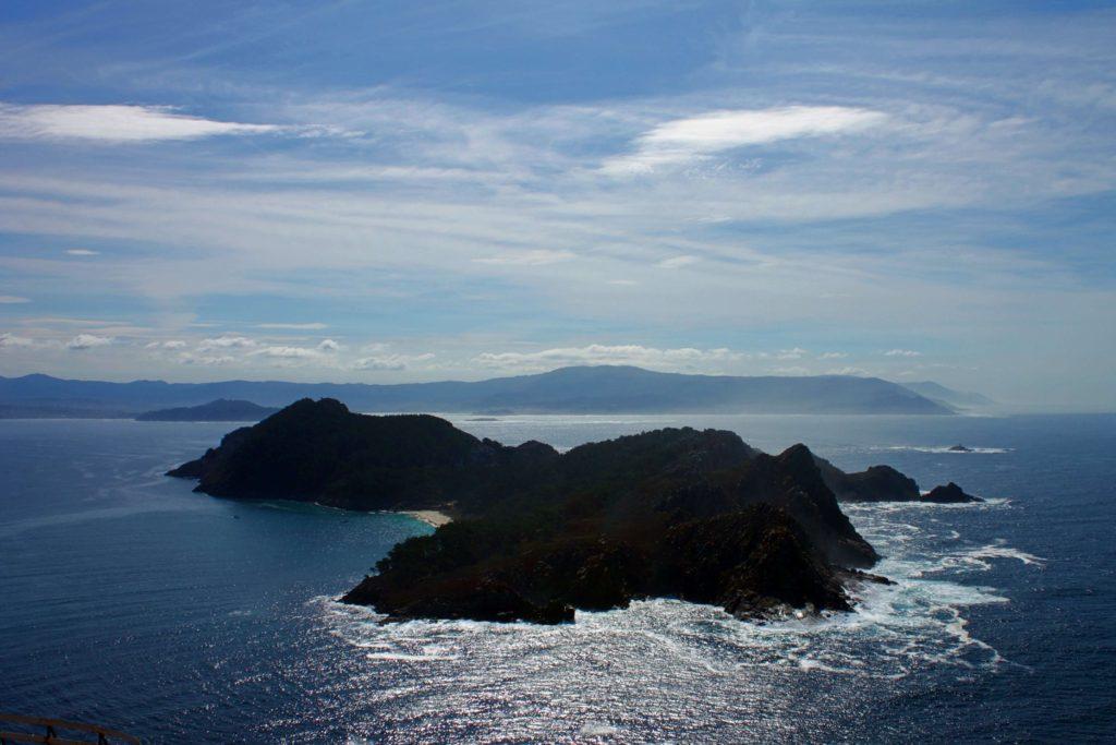 Neighboring islands - Visiting Cies Island