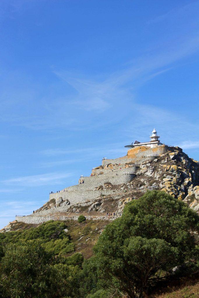 Cies Island lighthouse - Visiting Cies Island