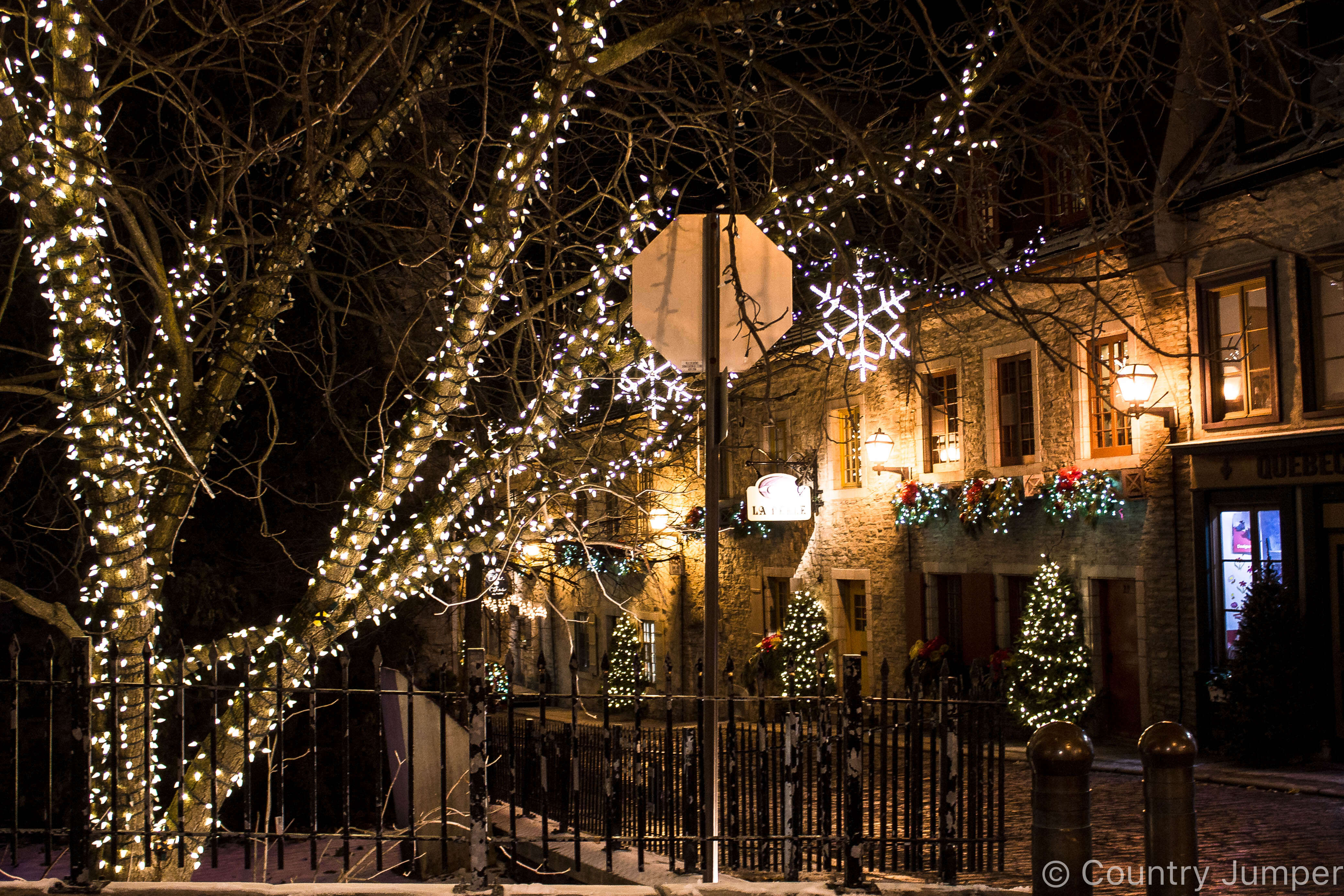 how to spend winter in quebec city all the things