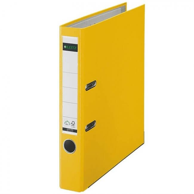 Yellow binder from Staples to keep yourself organized and get a pass a on your Celta