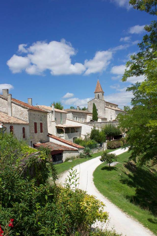 Montjoi - Best Villages to visit in the South of France