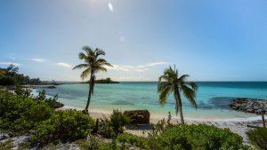 Rainbow Bay Eleuthera Bahamas