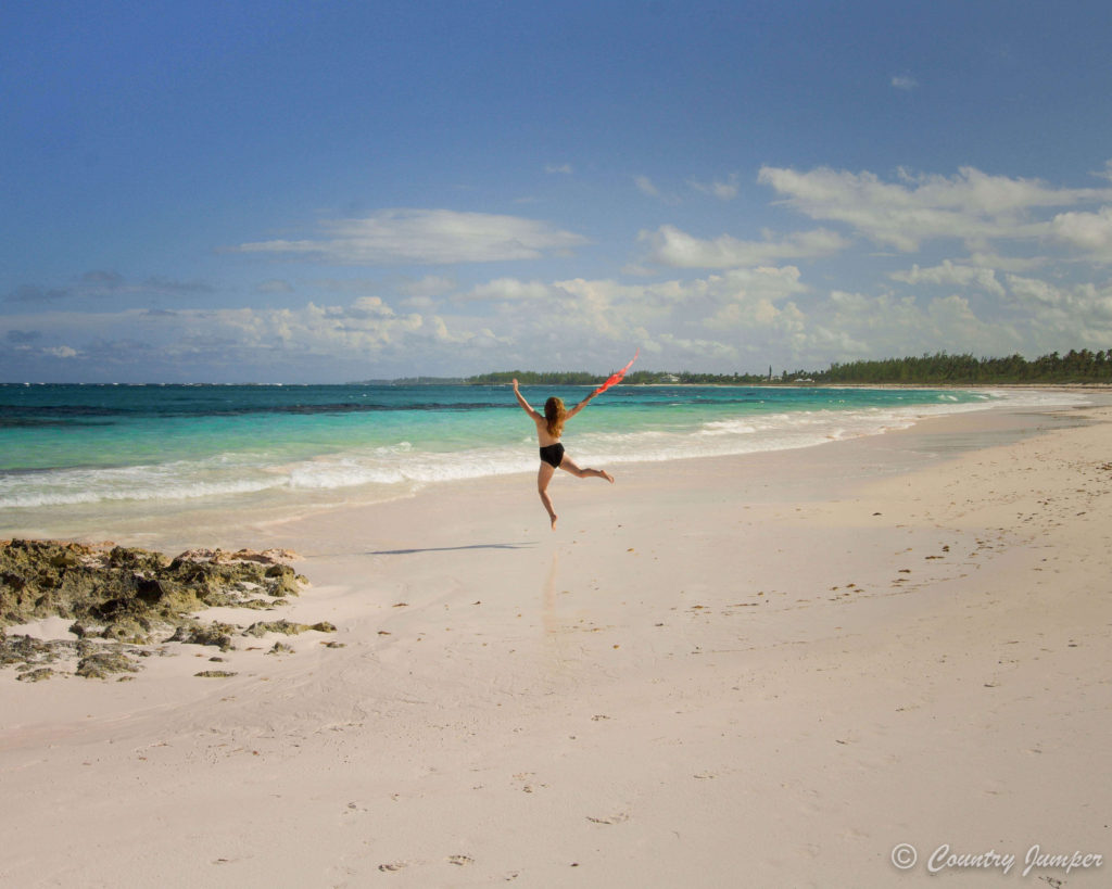 French Leave Beach Eleuthera Island Bahamas