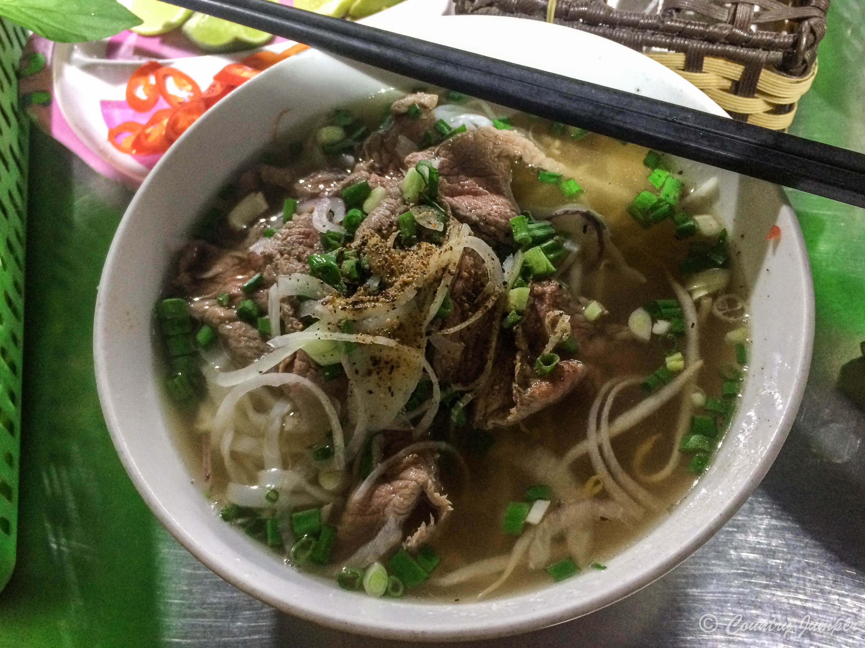 Bowl of Pho The Best Vietnamese Street Food