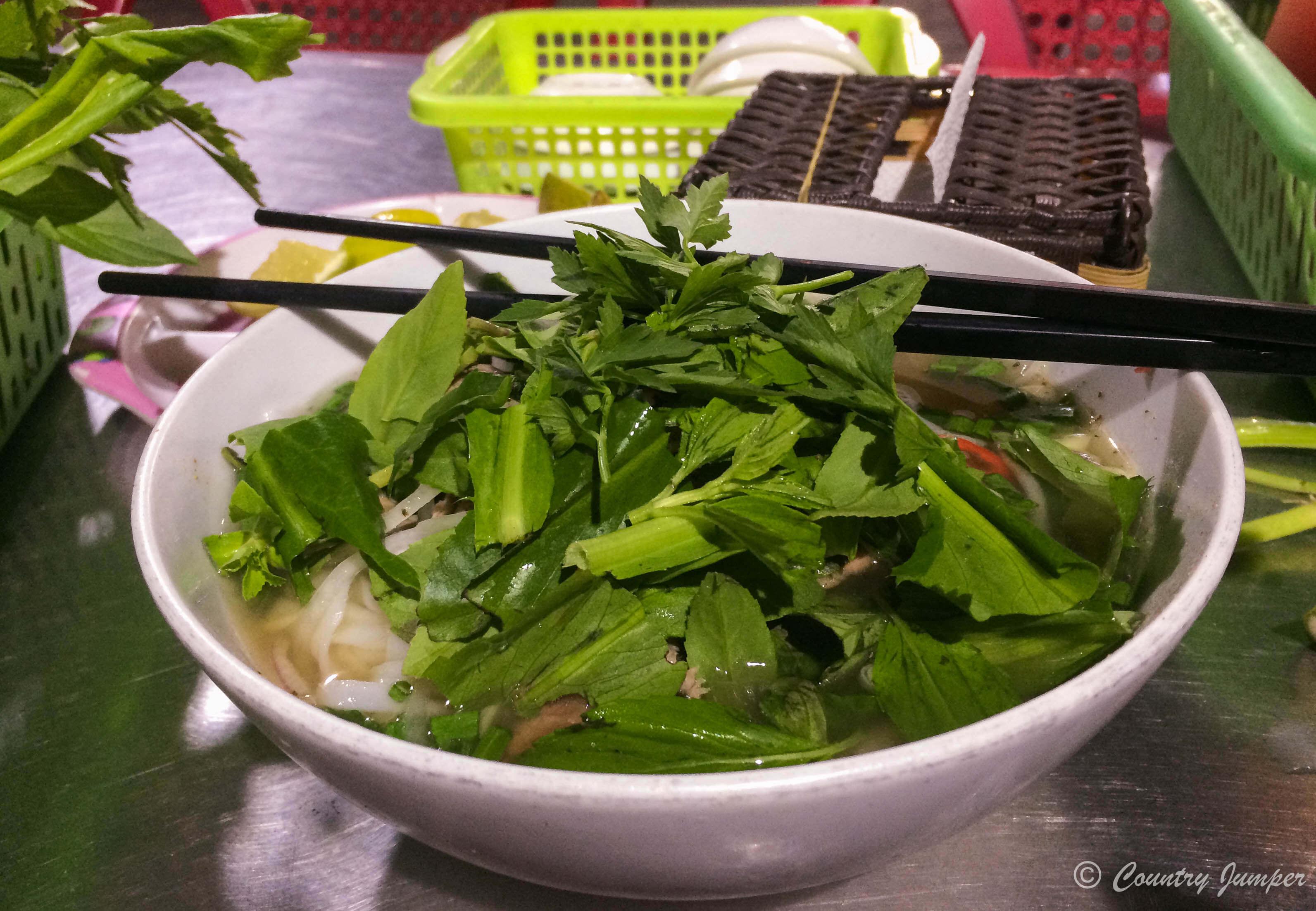 The Best Vietnamese Street Food - Pho