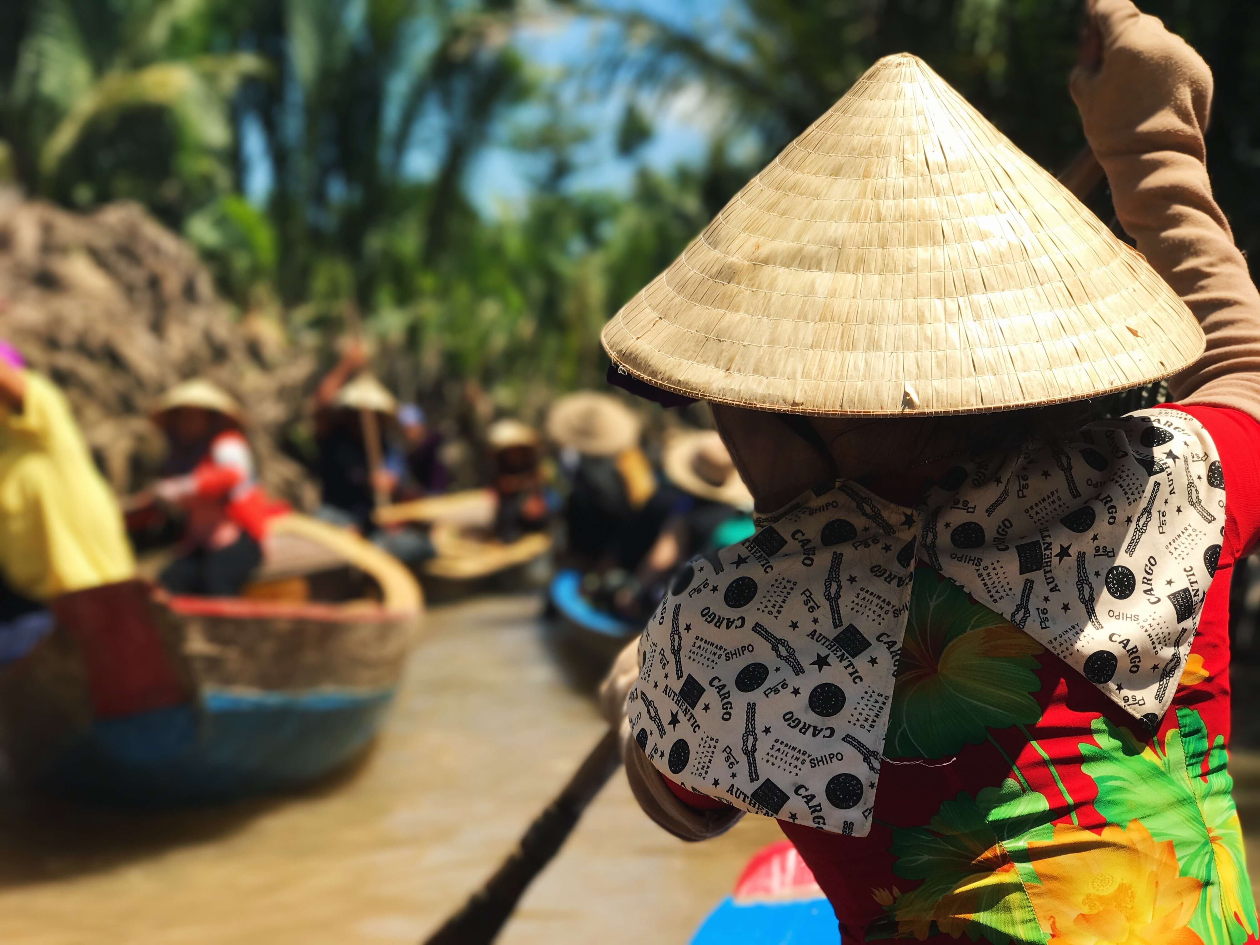 Take a day trip while in Ho Chi Minh City