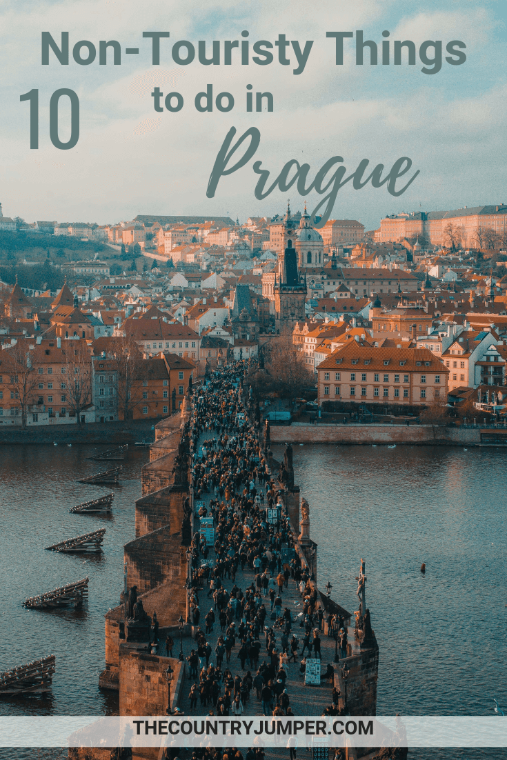 Planning your trip to Prague? There are lots of great tourist attractions to visit, but if you're looking to get a little off the beaten path in Prague then check out these non-touristy things to do. #prague #theczechrepublic #czechia #traveltips