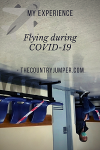 What is it like to get on a plane in the middle of an ongoing pandemic? I had t fly internationally during the Coronavirus outbreak, here's what that was like. #coronavirus #covid19 #safetravels