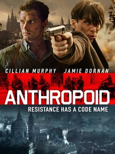 Anthropoid movie poster for before you visit the Czech Republic