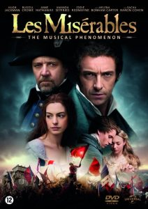 Les Miserables Movie Poster Anne Hathaway