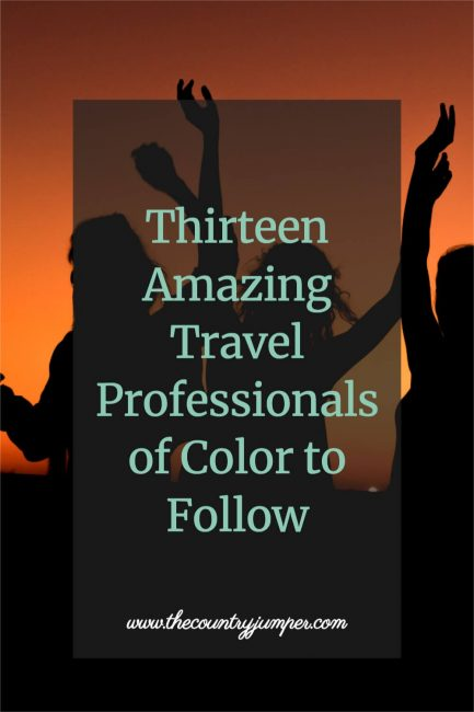 It's time to diversify your feed! Get inspired by these 13 exceptional travelers of color - grammars, writers, bloggers, and videographers. Enjoy all they have to offer!