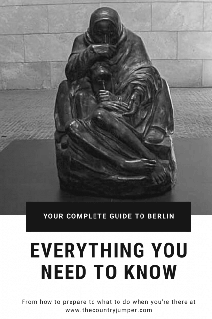Your Guide to Berlin, Germany - Everything you need to know for your trip. From the history to the clubs.