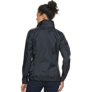 women columbia rain jacket for berlin rainy days