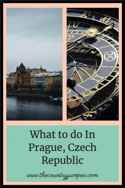 Ten of the best things to do in Prague for people who are looking not to do just what the basic guide book says!